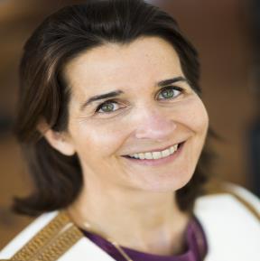 Frédérique Destailleur – Membre du bureau des elles du Groupe BPCE
