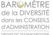 Publication d'un baromètre de la diversité dans les conseils d'administration