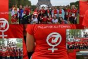 Participation du réseau Palatine au Féminin à la course