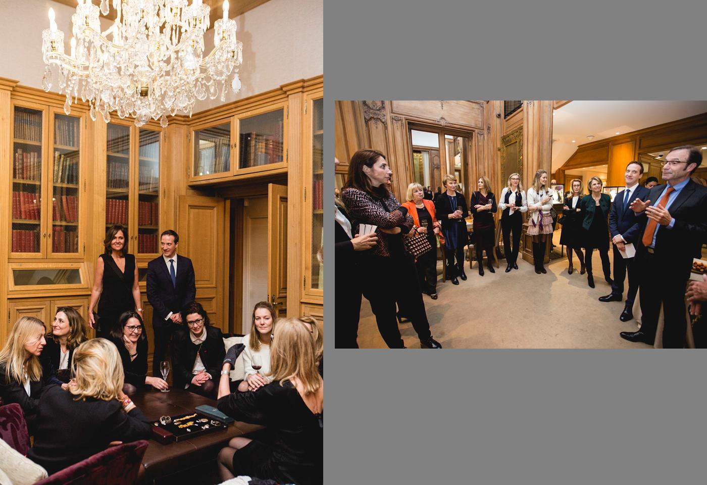Spécial Mars 2016 : La Banque Palatine a mis les femmes à l'honneur