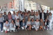 Pause maritime pour les Elles d'Azur !
