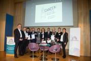 Sept entreprises du groupe s'engagent avec Cancer@work