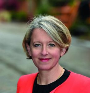 Catherine Fournier – Présidente des WINN (Women In Natixis Network) et membre du bureau des Elles du Groupe BPCE