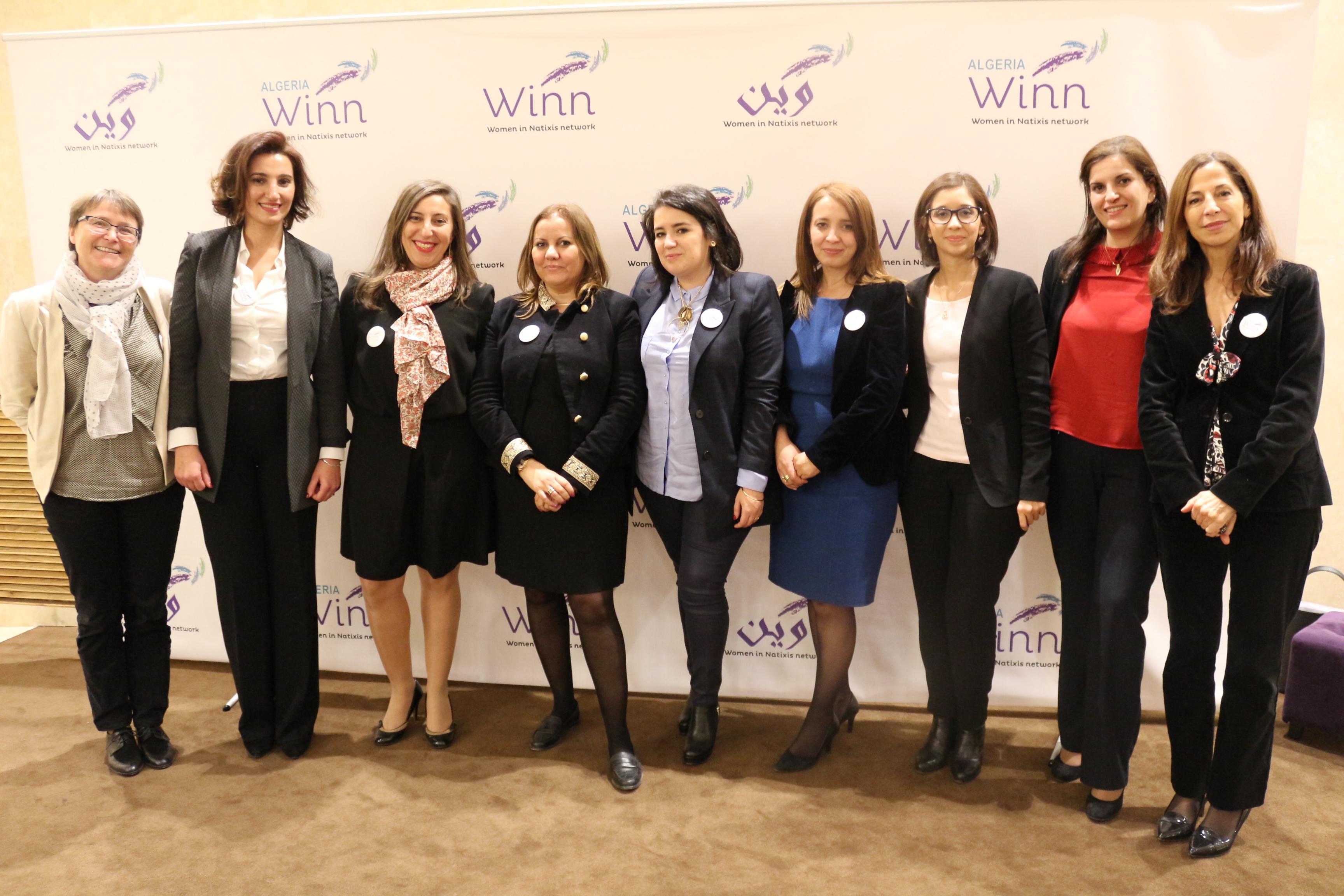 « Je veux que les femmes algériennes aient confiance en elles et choisissent leur carrière »