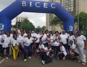 De nombreuses actions menées par les elles de la BICEC à l'occasion de la Journée Internationale des Droits de la Femme