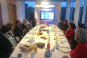 De nombreux échanges à l'occasion du premier petit-déjeuner du Directoire de l'année